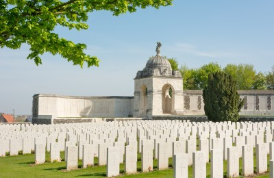 Tyne Cot Commonwealth Memorial