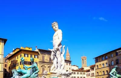 Florence - Fountain of Neptune